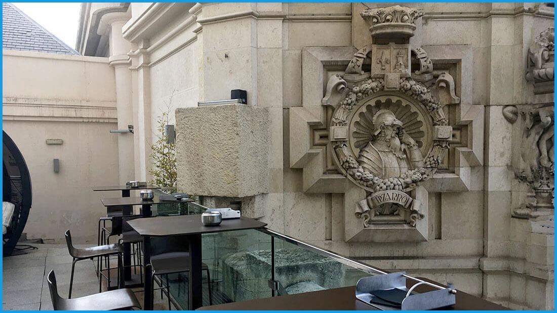 La Terraza Del Palacio De Cibeles Una Azotea Monumental