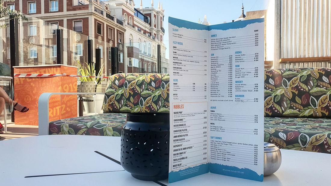 La Terraza Generator Madrid Una Recién Llegada De Altura
