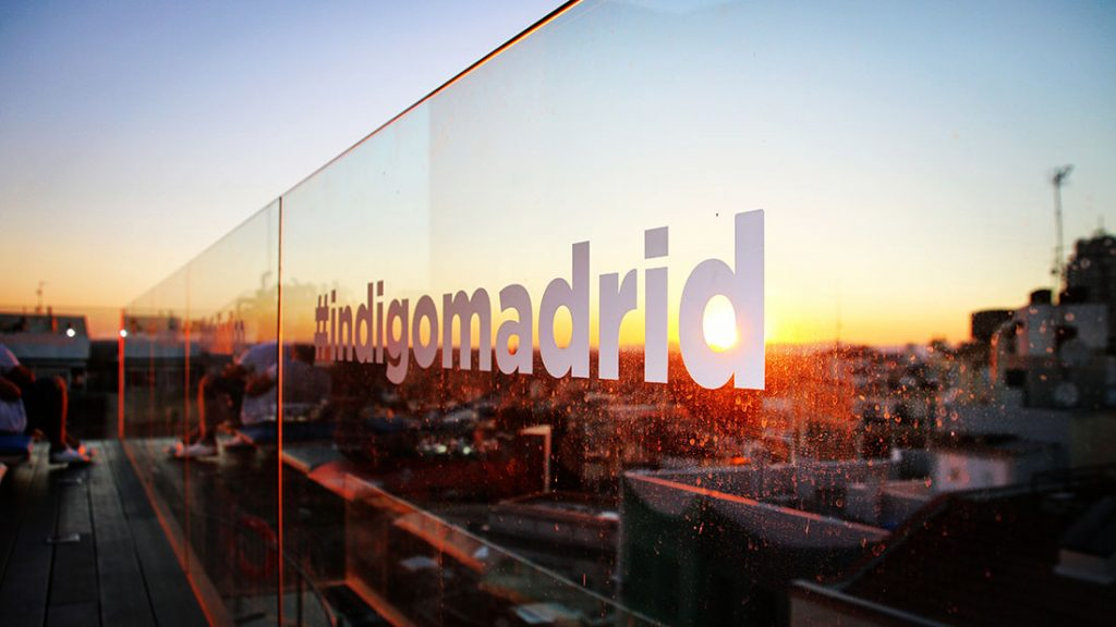 AZOTEA HOTEL INDIGO MADRID 19