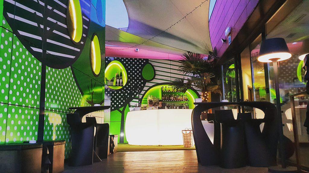 AZOTEA HOTEL INDIGO MADRID 7