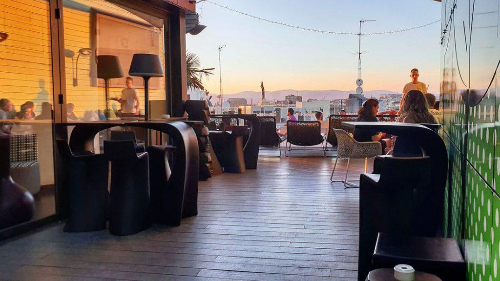 AZOTEA HOTEL INDIGO MADRID 8
