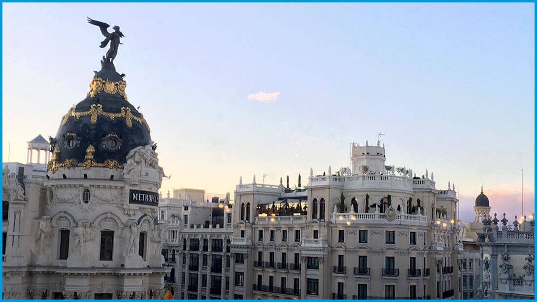 La Azotea Del Círculo De Bellas Artes El Cielo De Madrid