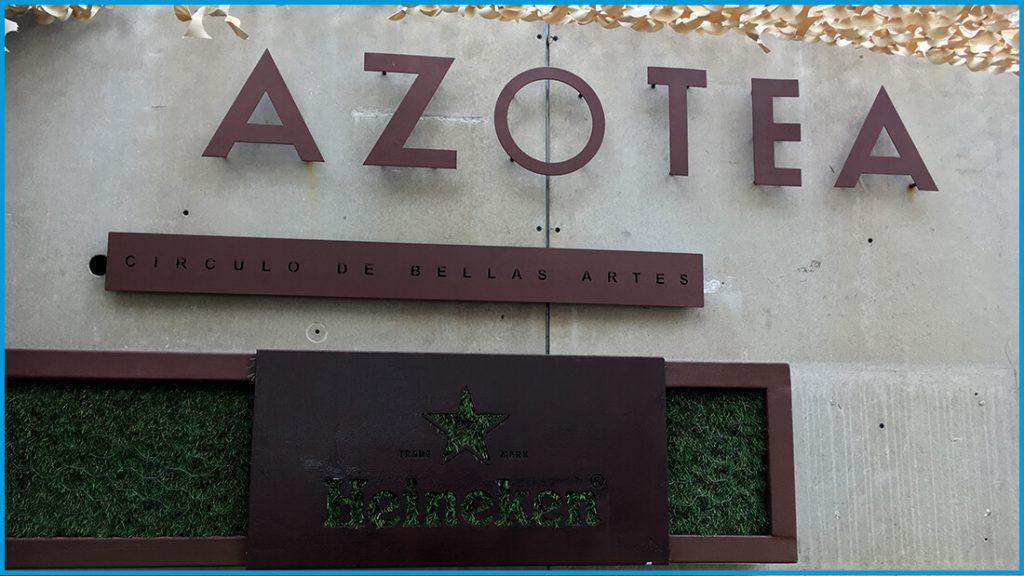 AZOTEA CIRCULO DE BELLAS ARTES 5
