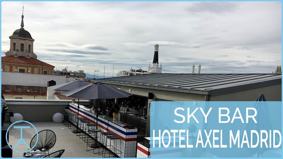 CABECERA SKY BAR AXEL MADRID