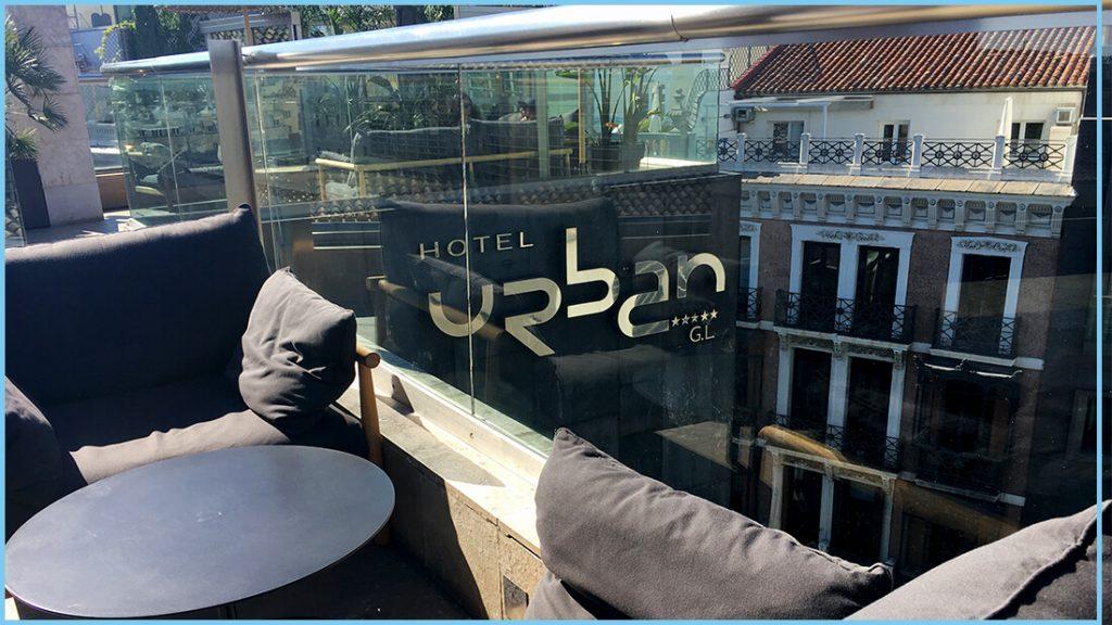 HOTEL URBAN 2