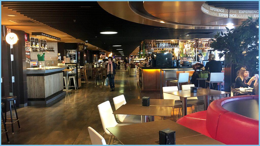 Interior Gourmet Experience Callao
