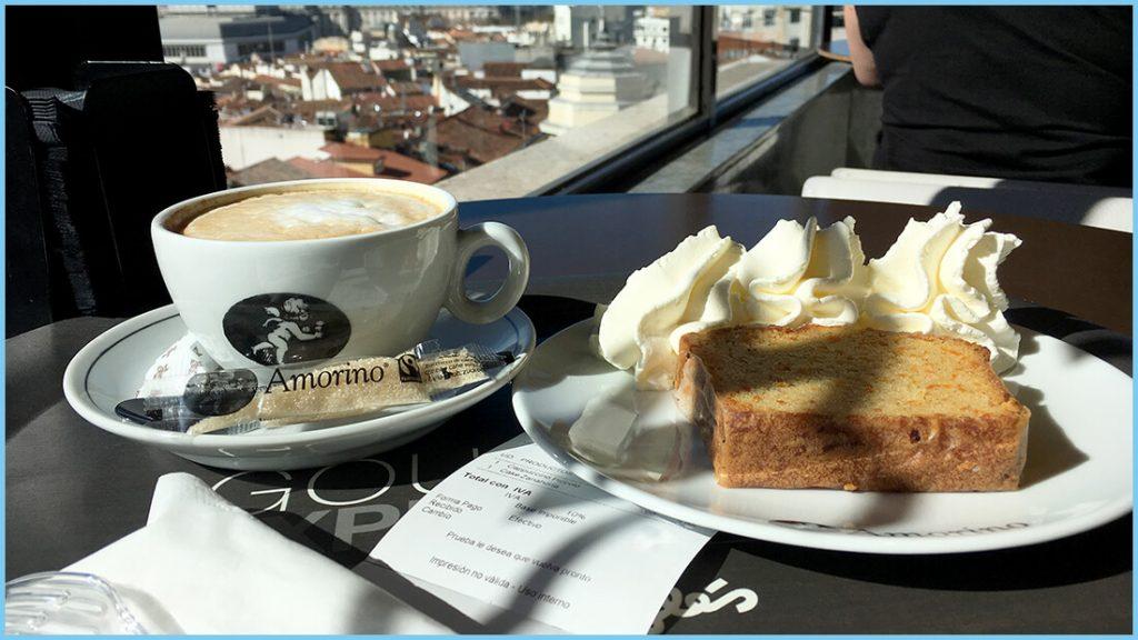 Café y bizcocho Gourmet Experience Callao
