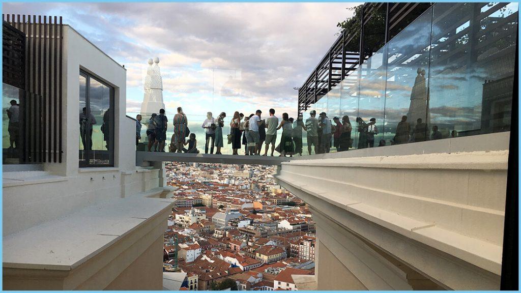 360 ROOFTOP. RIU GRAN VIA PUENTE DE CRISTAL 1