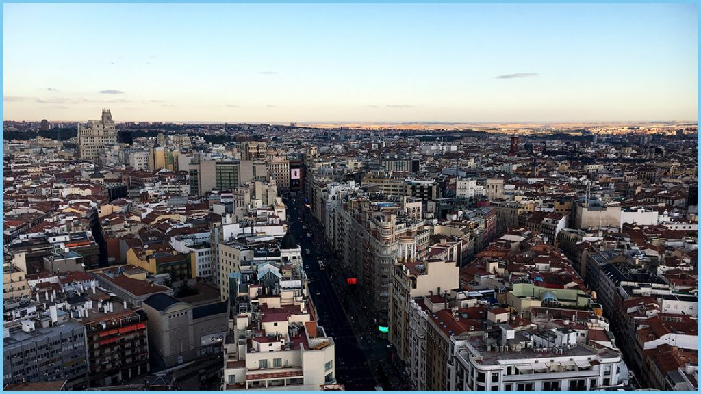 360 ROOFTOP. RIU GRAN VIA VISTAS 2
